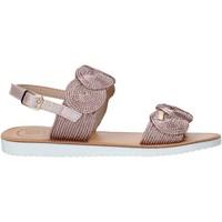 Sapatos Rapariga Sandálias Miss Sixty S21-S00MS786 Rosa