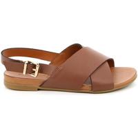 Sapatos Mulher Sandálias Grunland SA2348 Castanho