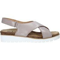 Sapatos Mulher Sandálias Mephisto P5136572 Cinzento