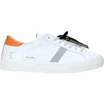 Sapatos Homem Sapatilhas Date M341-HL-VC-WQ Branco