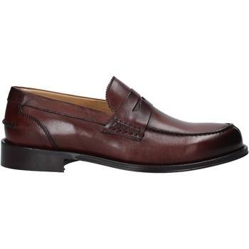 Sapatos Homem Mocassins Exton 102 Castanho