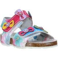 Sapatos Rapariga Sandálias Balducci AG-1555 Rosa