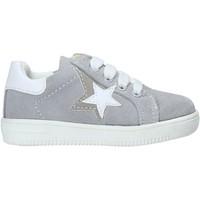 Sapatos Criança Sapatilhas Balducci AG-1389 Cinzento