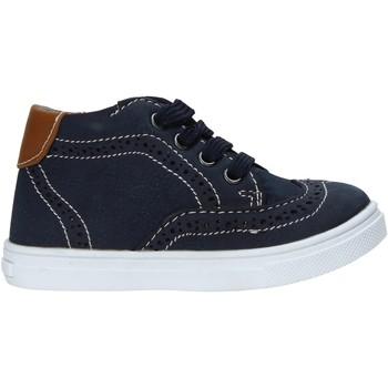 Sapatos Criança Botas baixas Balducci BS880 Azul