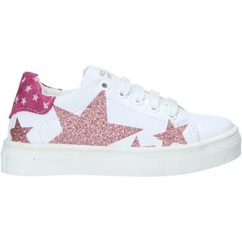 Sapatos Rapariga Sapatilhas Balducci BS520 Branco