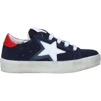 Sapatos Criança Sapatilhas Balducci AG-905 Azul