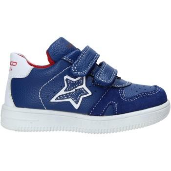 Sapatos Criança Sapatilhas Balducci AG-1393 Azul