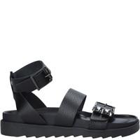 Sapatos Mulher Sandálias Apepazza S1SOFTWLK05/LEA Preto