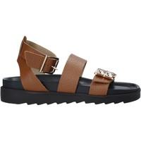 Sapatos Mulher Sandálias Apepazza S1SOFTWLK05/LEA Castanho