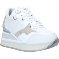 Sapatos Mulher Sapatilhas Apepazza S1HIGHNEW07/NYL Branco