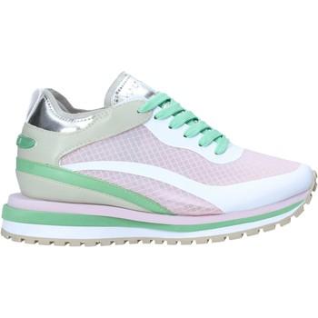 Sapatos Mulher Sapatilhas Apepazza S1LSD01/NYL Rosa