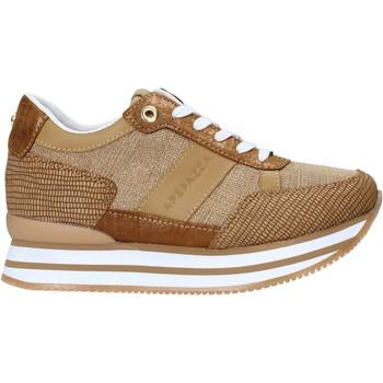 Sapatos Mulher Sapatilhas Apepazza S1RSD09/TEJ Castanho