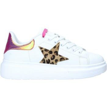 Sapatos Mulher Sapatilhas Shop Art SA050106 Branco