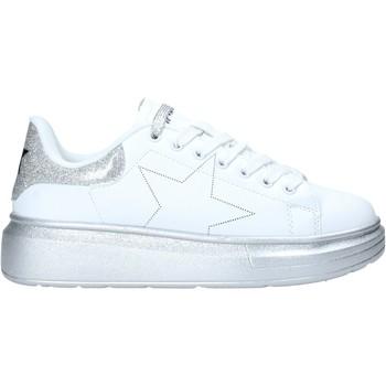 Sapatos Mulher Sapatilhas Shop Art SA050116 Branco