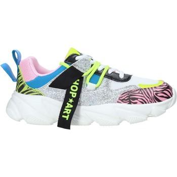 Sapatos Criança Sapatilhas Shop Art SA050322 Rosa