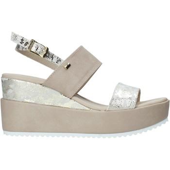 Sapatos Mulher Sandálias Valleverde 32437 Bege
