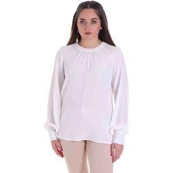 Textil Mulher Tops / Blusas Cristinaeffe 0115 2291 Branco