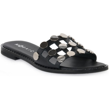 Sapatos Mulher Chinelos Mosaic NERO 500 Nero