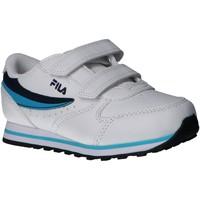 Sapatos Criança Multi-desportos Fila 1011080 92E ORBIT Blanco
