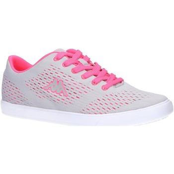 Sapatos Mulher Multi-desportos Kappa 302GWB0 DEM Gris