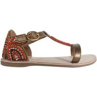 Sapatos Rapariga Sandálias Cheiw 47117 Marr?n