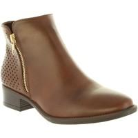 Sapatos Mulher Botins Maria Mare 62333 Marr?n