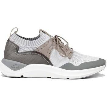 Sapatos Homem Sapatilhas Fluchos F0873 SAPATOS ATOMONE CINZENTO