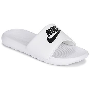 Sapatos Mulher chinelos Nike VICTORI ONE Branco