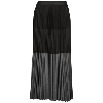Textil Mulher Saias Ikks COLUMBA Preto