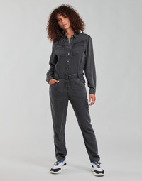 Textil Mulher Macacões/ Jardineiras Ikks MAID Cinza