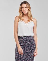 Textil Mulher Tops / Blusas Ikks FILON Branco