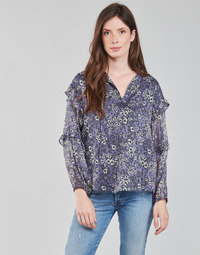 Textil Mulher Tops / Blusas Ikks BABAR Azul
