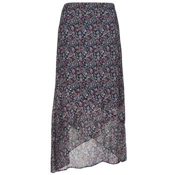 Textil Mulher Saias Ikks CENNI Marinho