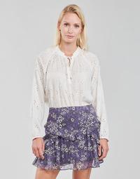 Textil Mulher Tops / Blusas Ikks FANILA Cru