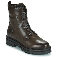 Sapatos Mulher Botas baixas Mjus DOBLE LACE Cinza / Escuro