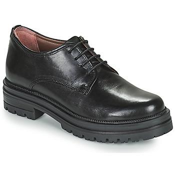 Sapatos Mulher Sapatos Mjus DOBLE DERBY Preto