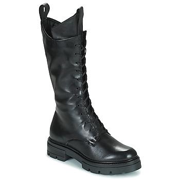 Sapatos Mulher Botas Mjus BEATRIX HIGH Preto