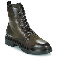 Sapatos Mulher Botas baixas Mjus MORGANA LACE Cinza / Escuro