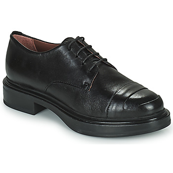 Sapatos Mulher Sapatos Mjus MORGANA DERBY Preto