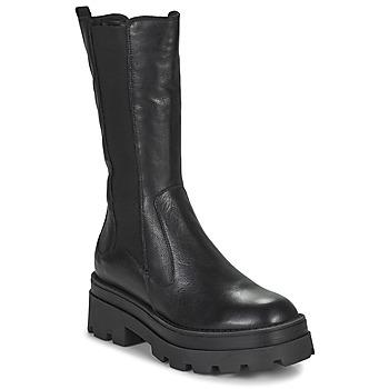 Sapatos Mulher Botas Mjus LATERAL Preto
