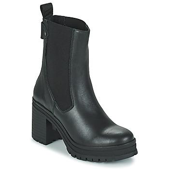 Sapatos Mulher Botins Palladium Manufacture MONA 02 NAP Preto