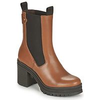 Sapatos Mulher Botins Palladium Manufacture MONA 02 NAP Castanho