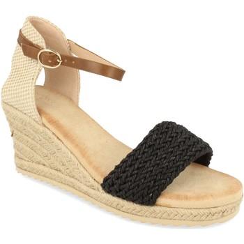 Sapatos Mulher Sandálias Buonarotti 1CF-1233 Negro