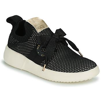 Sapatos Mulher Sapatilhas Armistice VOLT ONE W Preto