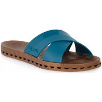 Sapatos Mulher Chinelos Sensi 347 AMALFI PAVONE Beige