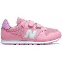 Sapatos Rapariga Sapatilhas New Balance 500 Cor-de-rosa