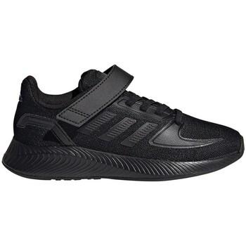 Sapatos Criança Sapatilhas de corrida adidas Originals Runfalcon 20 C Preto