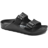 Sapatos Criança Chinelos Birkenstock Arizona eva Preto
