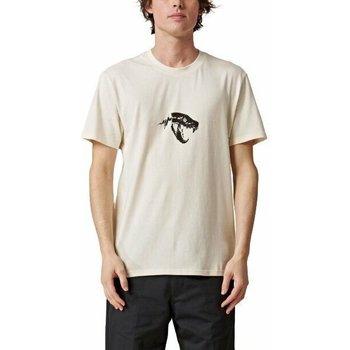 Textil Homem T-Shirt mangas curtas Globe T-shirt  Dion Agius Hollow beige