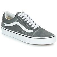 Sapatos Sapatilhas Vans OLD SKOOL Cinza